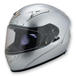 Scorpion EXO EXO-R2000 Hyper Silver Full Face Helmet