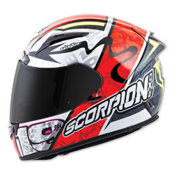 Scorpion EXO EXO-R2000 Bautista Replica Full Face Helmet