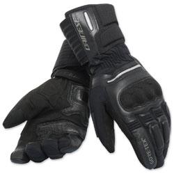 Dainese Men's Solarys Gore-Tex Long Black Gloves