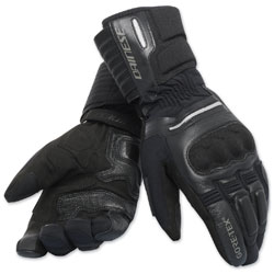 Dainese Men's Solarys Gore-Tex Long Black Gloves