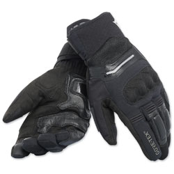 Dainese Men's Solarys Gore-Tex Short Black Gloves