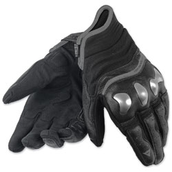 Dainese Men's X-Run Black Gloves