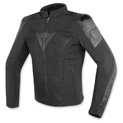 Dainese Men's MIG Black Jacket