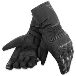 Dainese Unisex Tempest D-Dry Long Black Gloves