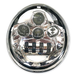 PathfinderLED Chrome Headlight