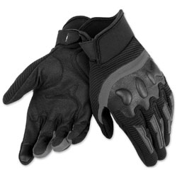 Dainese Unisex Air Frame Black Gloves