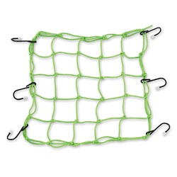 BikeMaster Green Stretch Net