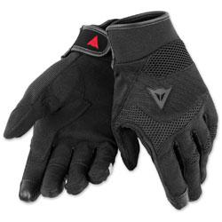 Dainese Unisex Desert Poon D1 Black Gloves