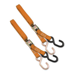 BikeMaster Orange Standard Tie Down Straps