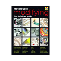 Haynes Motorcycle Modifying Manual