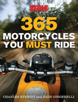 365 Motorcycles You Must Ride Book