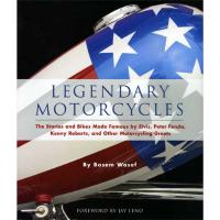 Legendary Motorcycles Book