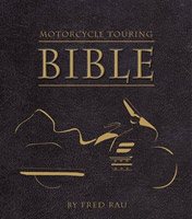 Motorcycle Touring Bible Book