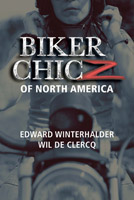 Biker Chicz of North America Book