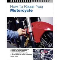Motorbooks Workshop How To: Repair Your Motorcycle Book