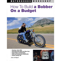 How to Build a Bobber on a Budget Book