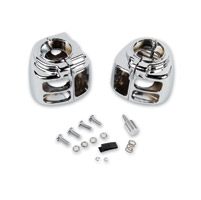 Arlen Ness Chrome Switch Housing