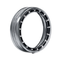 Kuryakyn Chrome L.E.D. Halo Trim Ring