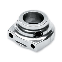 Performance Machine Polished Contour Throttle Housing