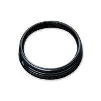 Kuryakyn Black 7″ Headlamp Trim Ring