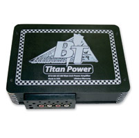 Biketronics Titan 4-Channel Amplifier