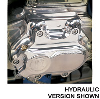 Performance Machine Smooth Polished 5-Speed Transmission Side Cover