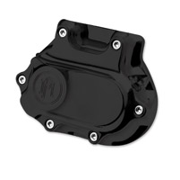 Performance Machine Smooth Black 5-Speed Transmission Side Cover