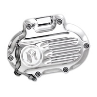 Performance Machine Fluted Polished 6-Speed Transmission Side Cover