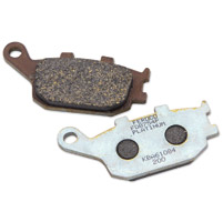 Ferodo Rear Organic Brake Pads