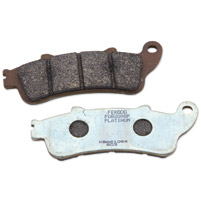 Ferodo Front and Rear Organic Brake Pads