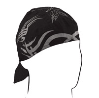 ZAN headgear Reflective Tribal Flydanna Headwrap