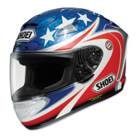 Shoei X-Twelve B-Boz 2 TC-2 Full Face Helmet