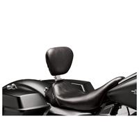 Le Pera Bare Bones Solo Seat w/ Driver's Backrest