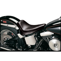 Le Pera Bare Bones Leather Solo Seat with Biker Gel