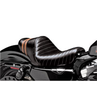 Le Pera Stubs Spoiler Seat - Brown Stripes