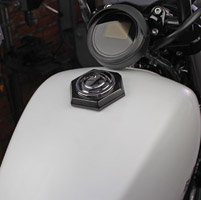 Low and Mean Bolt Gas Cap Ring