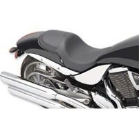 Drag Specialties Predator 1-Up Smooth Seat