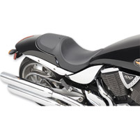 Drag Specialties Predator 1-Up Carbon Fiber Seat