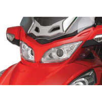 Show Chrome Accessories LampGard Headlight Protectors