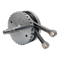 S&S Cycle 3-Piece Flywheel Assembly