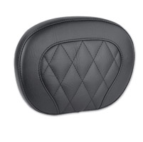 Mustang Diamond Stitch Setback Sissy Bar Pad