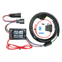 Khrome Werks 4 Wire Isolator With Converter Trailer Wiring Kit
