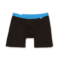 My Pakage Weekday Black w/Blue Men's Underwear