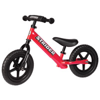 Strider Sports International Inc. 12 Sport No-Pedal Red Bike