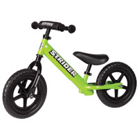 Strider Sports International Inc. 12 Sport No-Pedal Green Bike