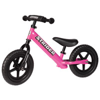 Strider Sports International Inc. 12 Sport No-Pedal Pink Bike