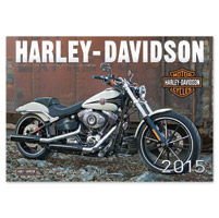 Motorbooks International 2015 Harley-Davidson Wall Calendar