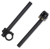 Joker Machine 39mm Black Clip-on Handlebars