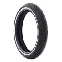 Avon AV71 Cobra 120/70-21 Wide Whitewall Front Tire