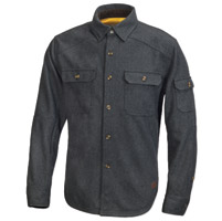 Roland Sands Design Bandito Charcoal Button Down Shirt